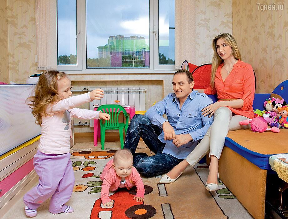 Как принять детей мужа
