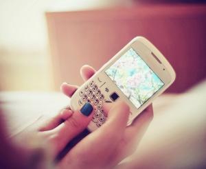 Оторвитесь от телефона