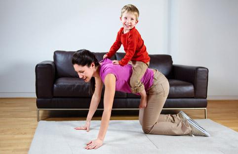 Избалованный ребенок, советы родителям