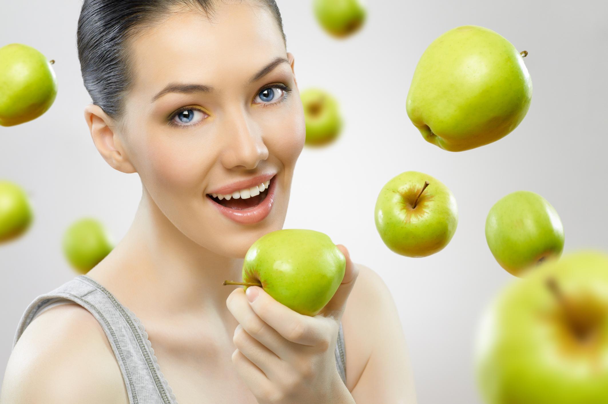 Ешьте яблоки и живите дольше