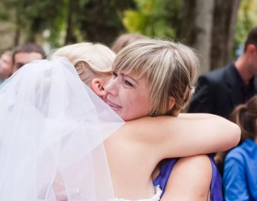 Дочь выходит замуж